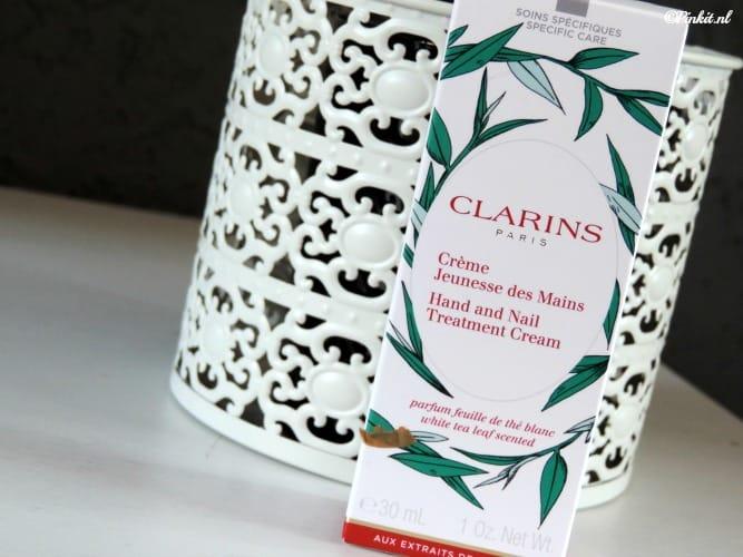 BEAUTY | CLARINS HAND & NAIL TREATMENT CREAM
