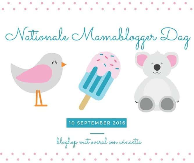 DE NATIONALE MAMABLOGGER DAG + WIN