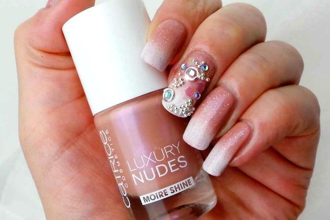 BEAUTY | Catrice Luxury Nudes – Moire Shine + Nailart 3