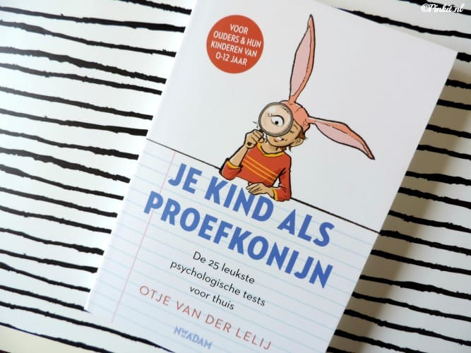 KIDS | JE KIND ALS PROEFKONIJN + WIN