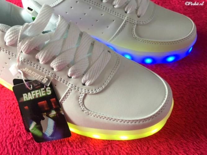 KIDS | RAFFIE'S – SNEAKERS MET LED VERLICHTING