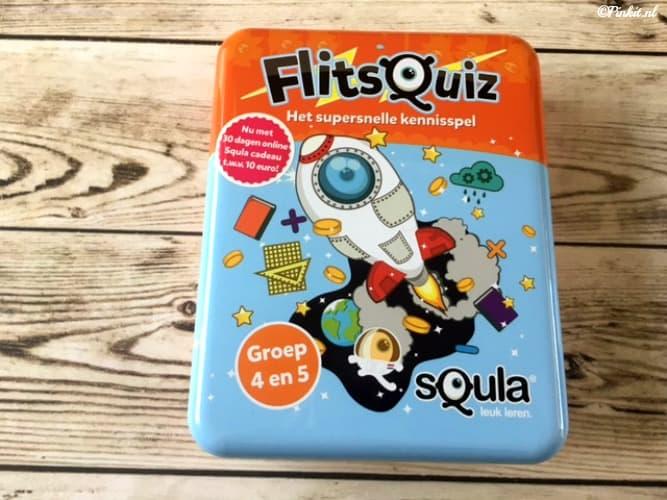 KIDS | SQULA FLITSQUIZ GROEP 4 EN 5