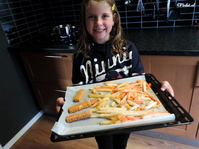 (*) FOOD | Lekker smullen met AH groentefriet