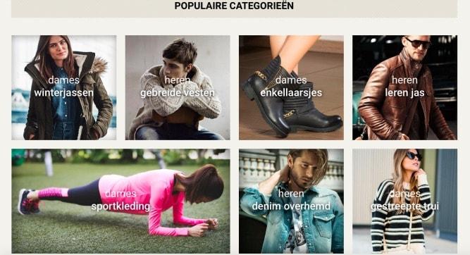 (*) SHOPPEN   ONLINE KLEDING SHOPPEN VIA KLEDINGKOPEN.NL