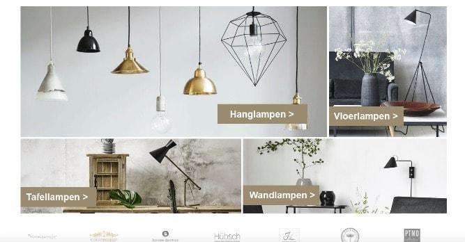 (*) HOME | SFEER CREËREN MET LAMP-THUISBEZORGD.NL