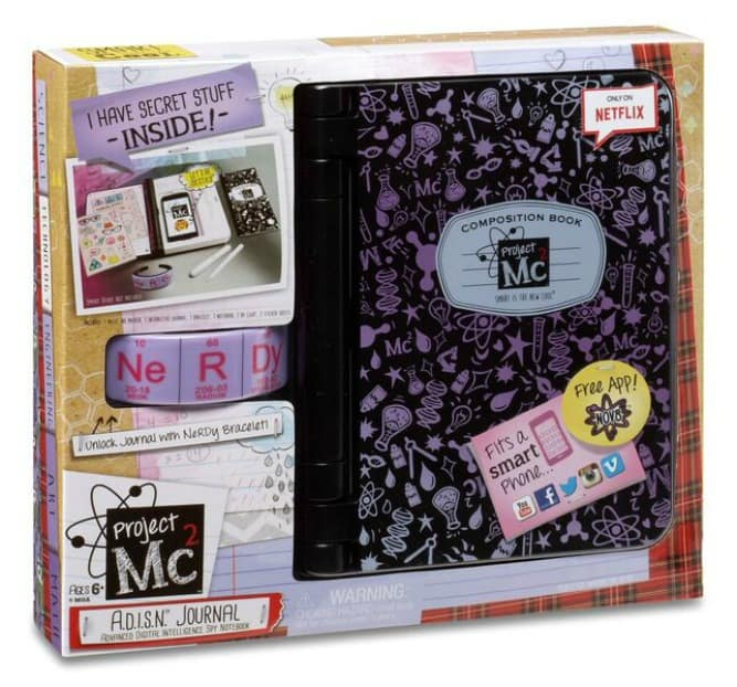 KIDS | PROJECT MC² A.D.I.S.N – SMART IS THE NEW COOL
