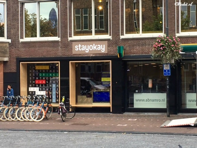 TRAVEL | EVENT HOSTEL STAYOKAY UTRECHT CENTRUM
