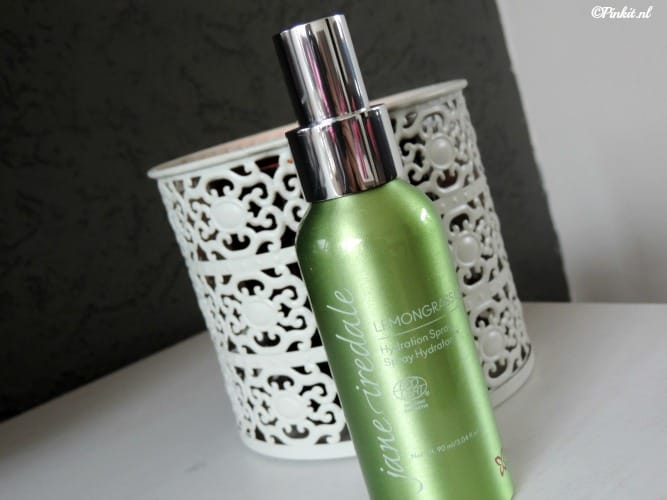 BEAUTY | JANE IREDALE LEMONGRASS LOVE HYDRATION SPRAY