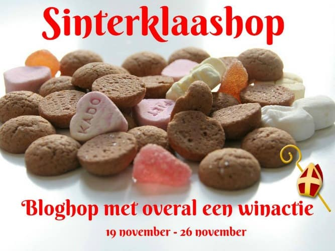 SINTERKLAASHOP BLOGHOP + WIN