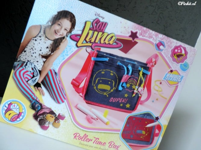 KIDS | TOTUM SOY LUNA ROLLER TIME BAG + WIN