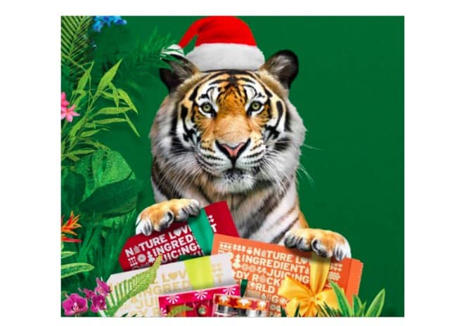 BEAUTY | THE BODY SHOP BE THE KING OF CHRISTMAS!