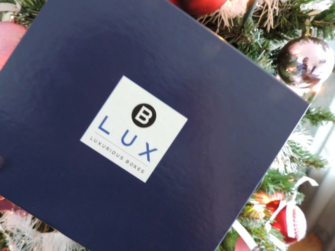 BEAUTY | UNBOXING BLUX BOX DECEMBER EDITIE