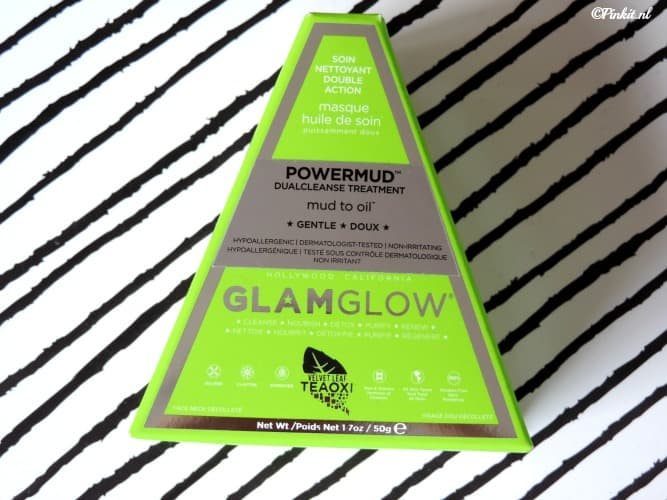 MASK MONDAY | GLAMGLOW POWERMUD DUALCLEANSE TREATMENT
