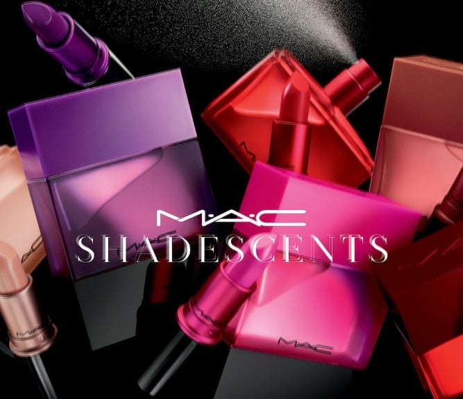 BEAUTY | MAC #MACSHADESCENTS