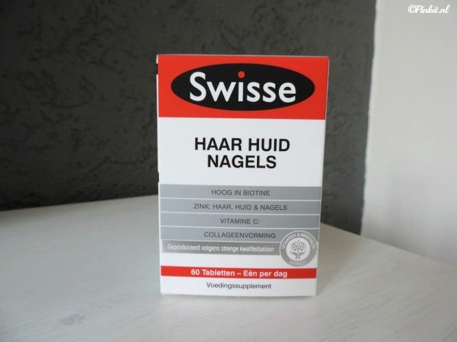 SWISSE ULTIPLUS HAAR HUID NAGELS [5 X WINNEN]