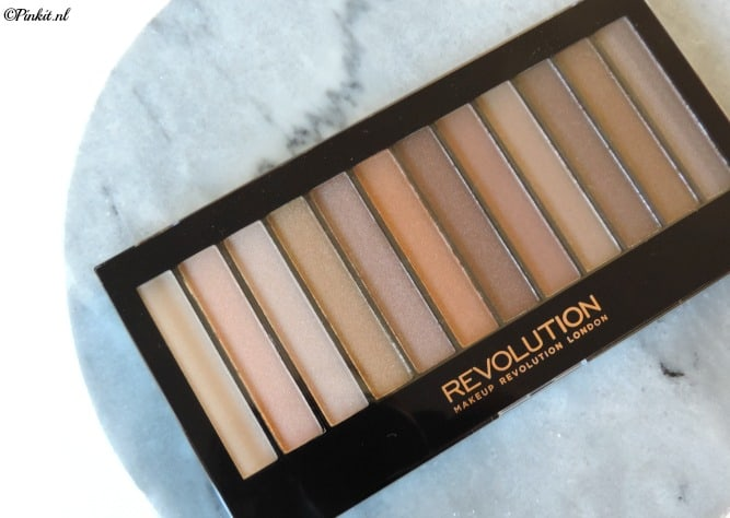 BEAUTY | MAKEUP REVOLUTION REDEMPTION PALETTE ESSENTIAL SHIMMERS
