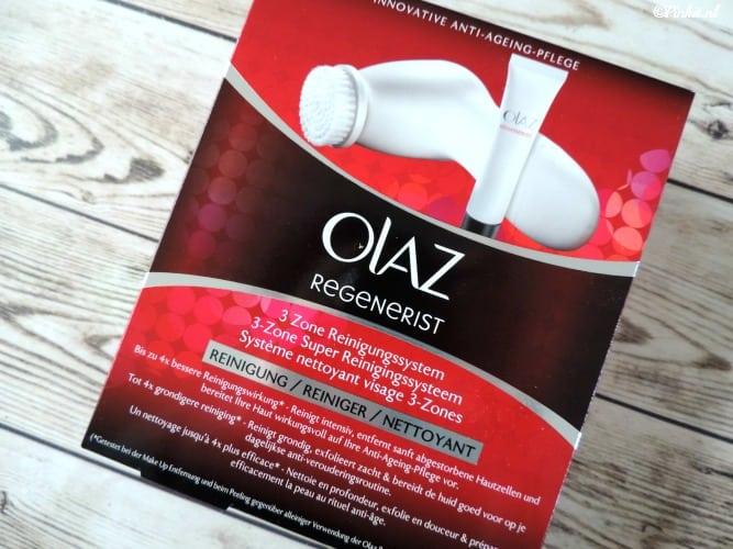 OLAZ REGENERIST 3-ZONE REINIGINGSSYSTEEM