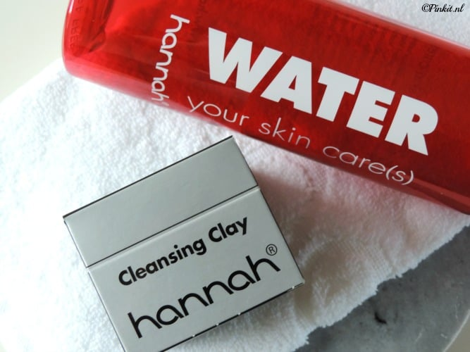 MASK MONDAY | JE HUID DETOXEN MET DE HANNAH CLEANSING CLAY