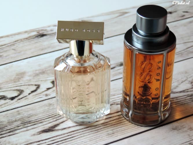 HUGO BOSS THE SCENT FOR HER & HIM