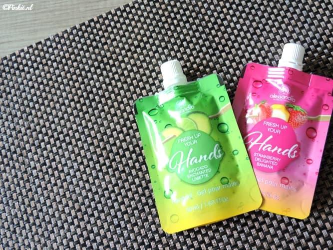 Alessandro Fresh Up Your Hands Handgel