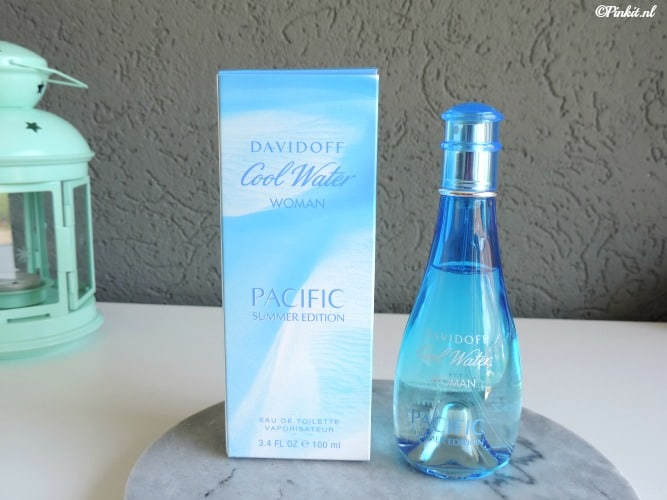 DAVIDOFF COOL WATER PACIFIC SUMMER PARADISE SUMMER EDITION 2017