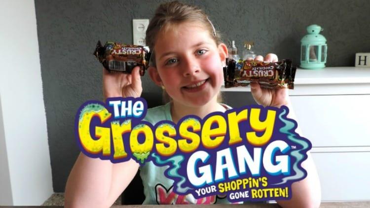 SPEELGOED TREND | GROSSERY GANG