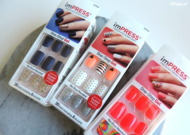 IMPRESS PRESS-ON MANICURE – EINDELIJK LANGE NAGELS!