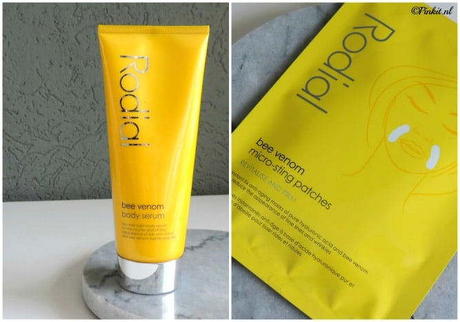 BEAUTY | RODIAL BEE VENOM BODY SERUM & MICRO STING PATCHES