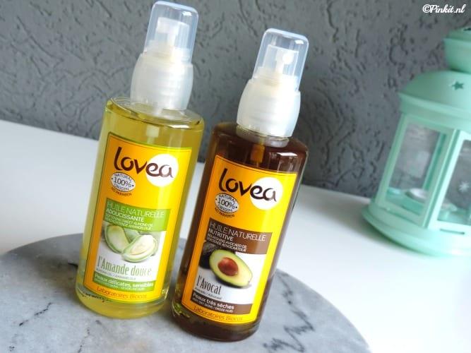 LOVEA NATURE SWEET ALMOND OIL & AVOCADO OIL