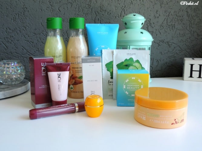 Unboxing Oriflame bestelling