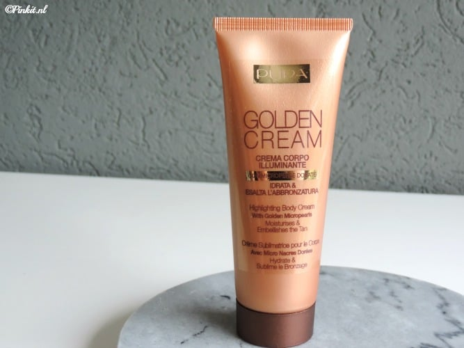 BEAUTY | NIEUW PUPA GOLDEN CREAM