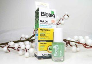 Bioteq Nail Oil Microcapsules