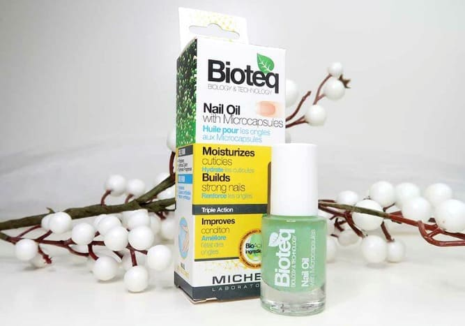 BEAUTY | BIOTEQ IS DE REDDENDE ENGEL VOOR JE NAGELS!