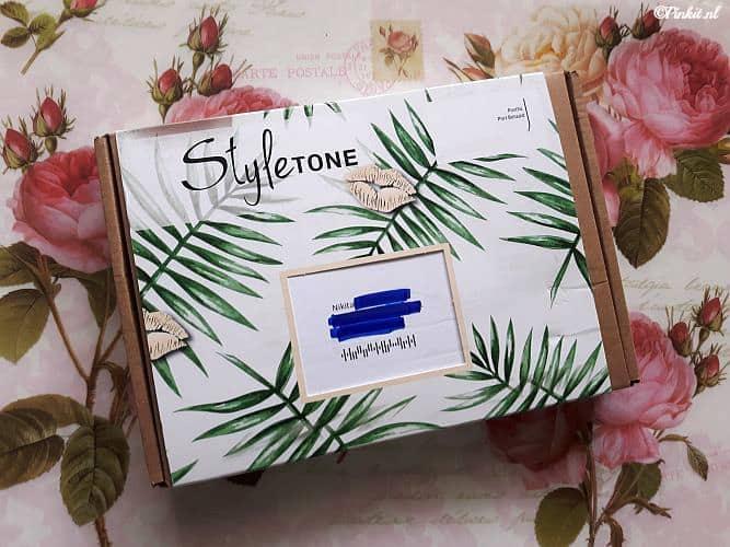 StyleTone Unboxing