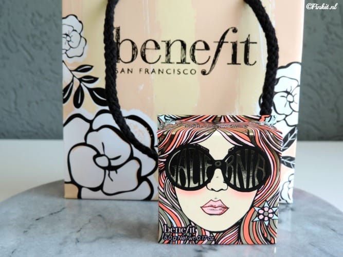 BEAUTY | BENEFIT GALIFORNIA BLUSH