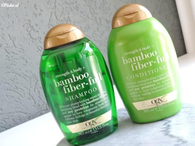 OGXStrength & Body + Bamboo Fiber-Full