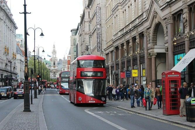 PERSONAL | SPAREN VOOR EEN SHOPTRIP LONDEN
