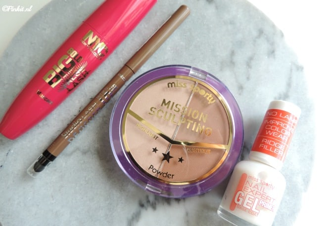 IN THE MIX | NYC BIG BOLD FALSE LASH MASCARA & MISS SPORTY BLOGGERS LOOK