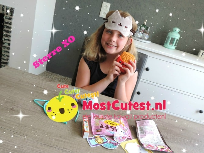 KIDS | UNBOXING MOSTCUTESTNL KAWAII SPULLETJES
