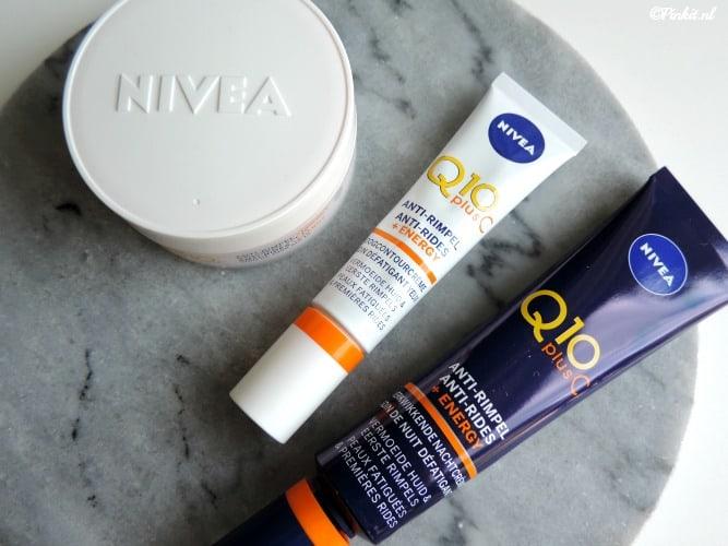 NIVEA Q10PlusC Anti-Rimpel + Energie gezichtsverzorgingslijn