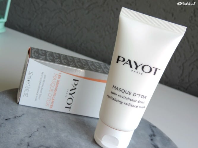 SKINCARE | PAYOT MASQUE D'TOX