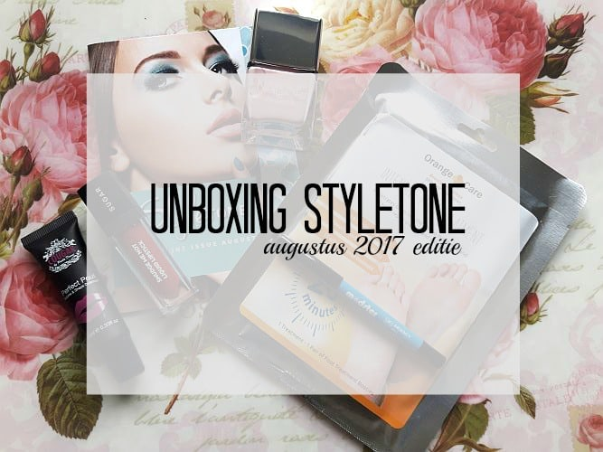 BEAUTY | UNBOXING STYLETONE AUGUSTUS EDITIE