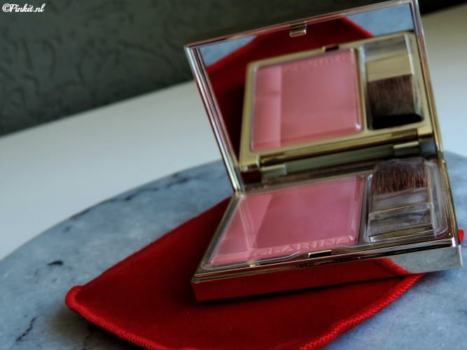 Clarins Blush Prodige Golden Pink