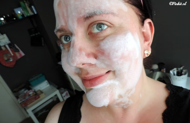 Clinique Double Bubble Mask