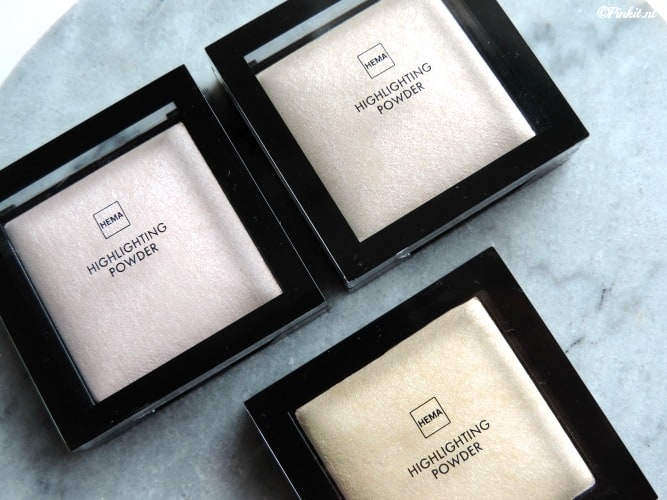 BEAUTY | HEMA HIGHLIGHTING POWDER STARLIGHT MOONLIGHT & SUNLIGHT