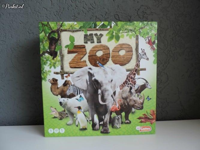 KIDS | BORDSPEL MY ZOO VAN JUST GAMES