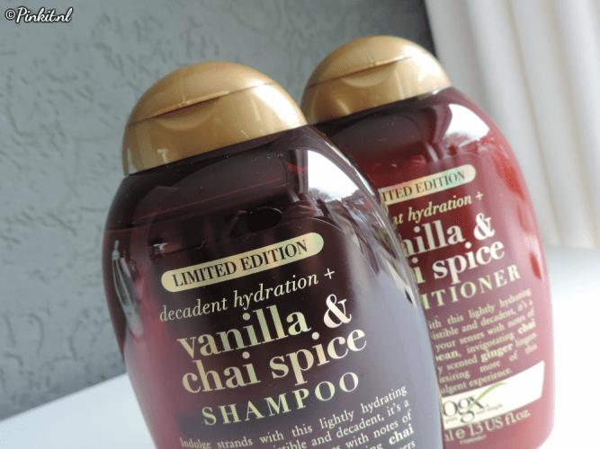 OGX Vanilla & Chai Spice