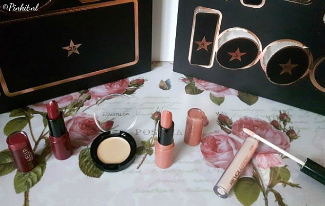 Makeup Revolution Adventskalender