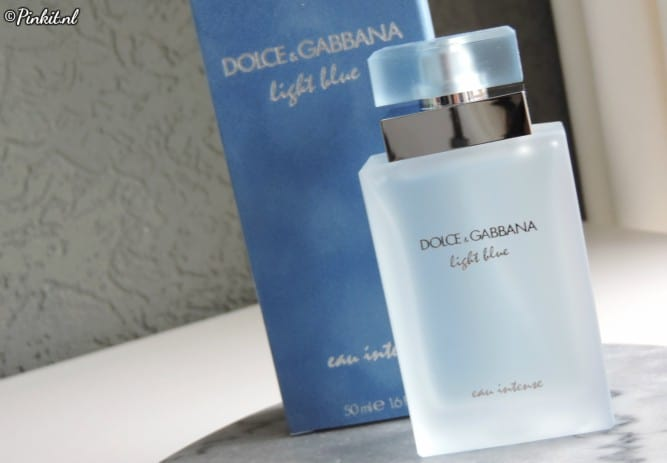 Dolce & Gabbana Light Blue Eau Intense