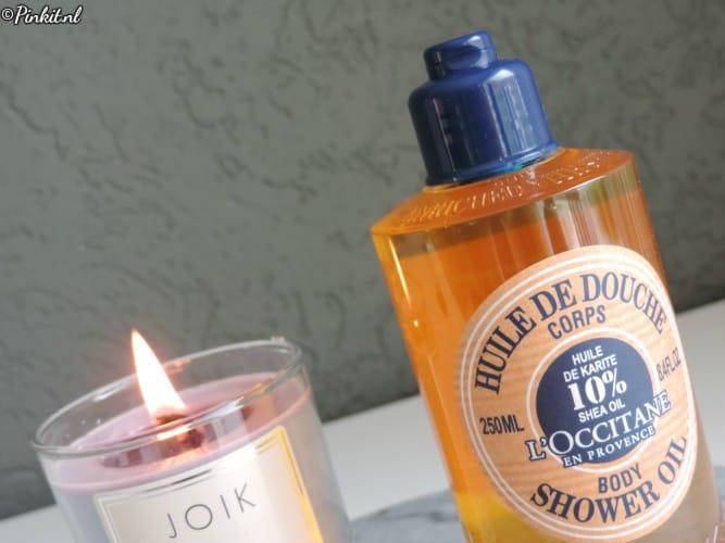 L'OCCITANE Shea Butter Shower Oil